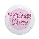 Kiera Ornament (Round)