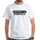 Property of Marcella Premium Shirt
