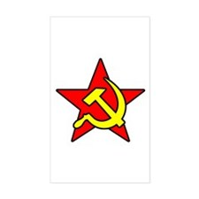 USSR Rectangle Decal