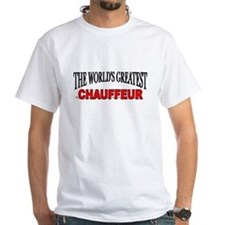"""The World's Greatest Chauffeur"" Shirt"