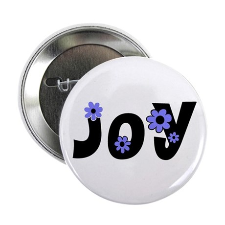 "Joy 2.25"" Button (100 pack)"