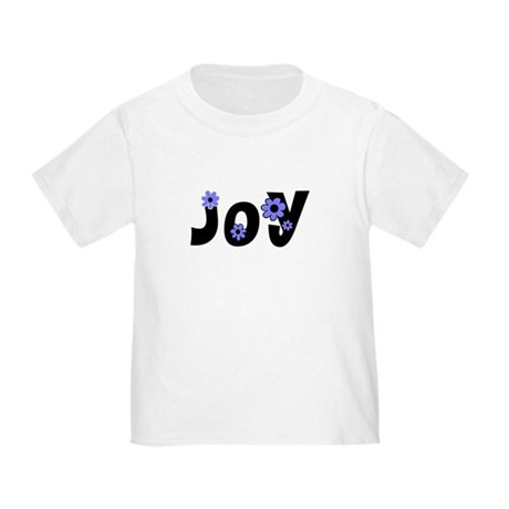 Joy Toddler T-Shirt