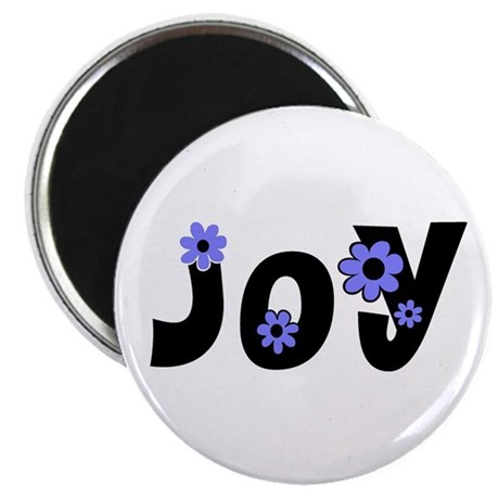 "Joy 2.25"" Magnet (100 pack)"