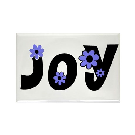 Joy Rectangle Magnet (10 pack)