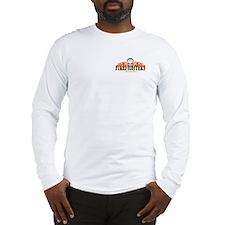 Battle the Blaze FireFighter Long Sleeve T-Shirt