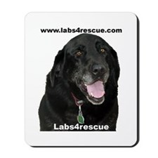 Faithful Friend Mousepad