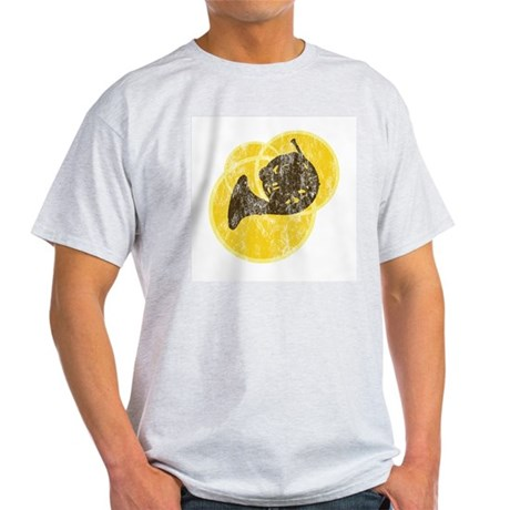 Horn Circles Light T-Shirt