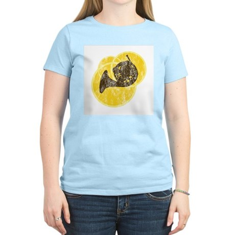 Horn Circles Women's Light T-Shirt