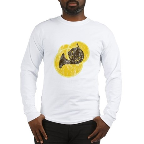 Horn Circles Long Sleeve T-Shirt