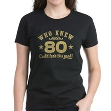Funny 80th Birthday Tee