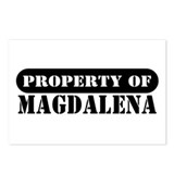 Property of Magdalena Postcards (Package of 8)