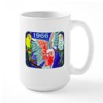 1966 Parrots Large Mug