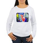 1966 Parrots Women's Long Sleeve T-Shirt