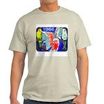 1966 Parrots Ash Grey T-Shirt