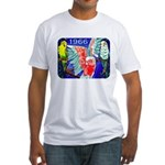 1966 Parrots Fitted T-Shirt