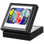 1966 Parrots Keepsake Box