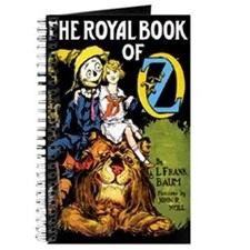 Royal Book of Oz Journal