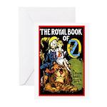 Royal Book of Oz Greeting Cards (Pk of 10)