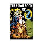 Royal Book of Oz Mini Poster Print