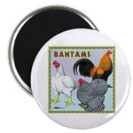 Bantam Chickens 2.25