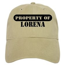 Property of Lorena Baseball Cap