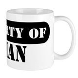 Property of Lilian Small Mugs
