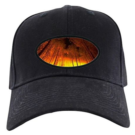 Forest Fire Black Cap