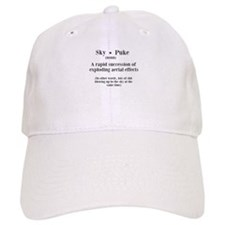 Sky Puke Definition Baseball Baseball Cap