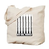 Oh No, Oboes Tote Bag
