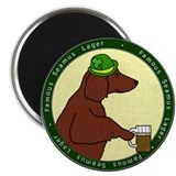 Lager Irish Setter Magnet