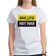 Make Lefse Ash Grey T-Shirt