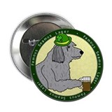 Lager Irish Wolfhound Button
