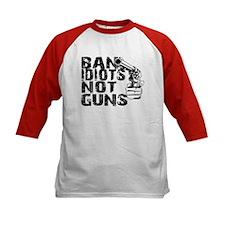 Ban Idiots, Not Guns Tee