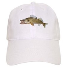 walleye Baseball Baseball Cap