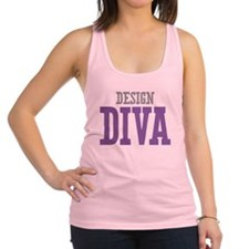 Design DIVA Racerback Tank Top