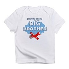 Cute Soon to be big brother Infant T-Shirt