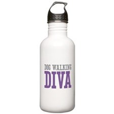 Dog Walking DIVA Water Bottle