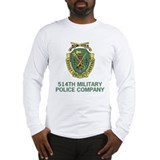 Long-sleeved 514th MP Company Tee Shirt