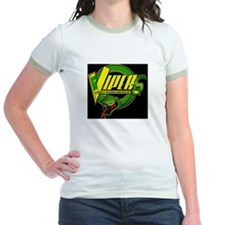 Ft Vancouver Vipers Logo (BLACK) T