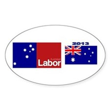 Labor Party 2013 Decal
