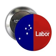 "Labor Party 2013 2.25"" Button"