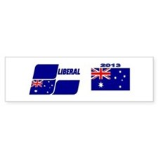 Liberal Party 2013 Stickers