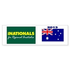 National Party 2013 Stickers