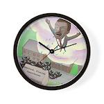 MLK Cries Wall Clock
