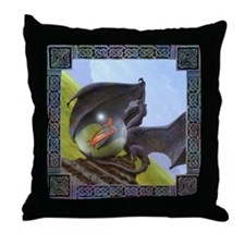 Celtic Treasure:  Throw Pillow