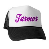 Farmor Trucker Hat