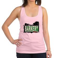 Barker Ave Racerback Tank Top