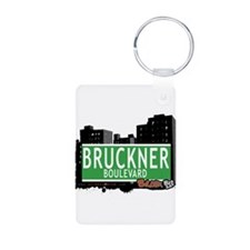Bruckner Blvd Keychains