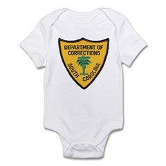S C Corrections Infant Bodysuit