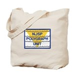 NJSP Polygraph Unit Tote Bag